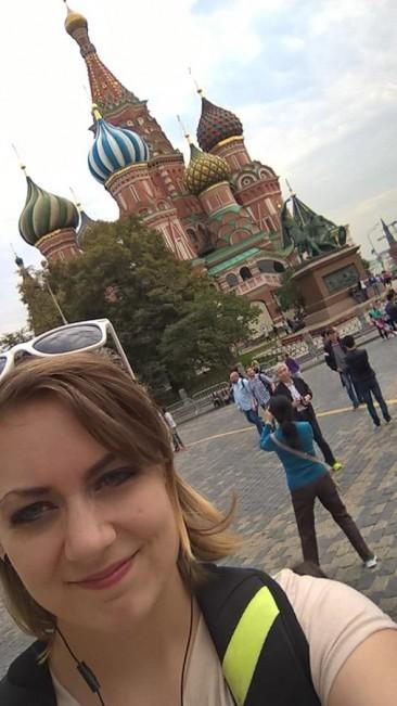 Morgan in Russia