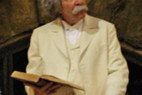 Mark Twain comes to Jacksonville