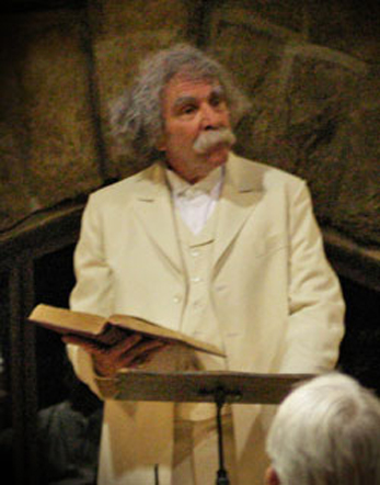 Mark Twain comes to Jacksonville