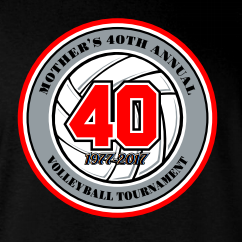 Mother's Volleyball League Celebrates 40th Anniversary
