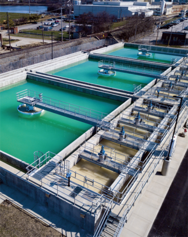 Water Treatment Plant Dedication