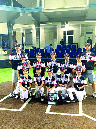 Future Swings bring home second-place finish