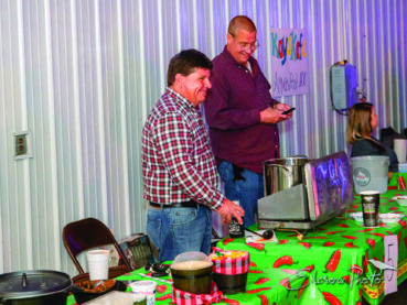 Lindemann wins Chili Cook Off