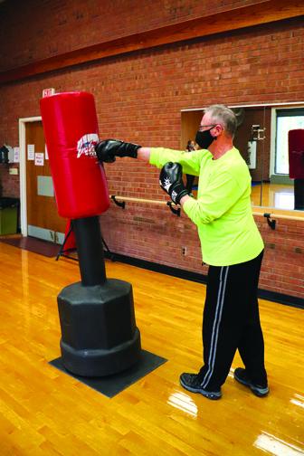 Fighting Parkinson's – literally