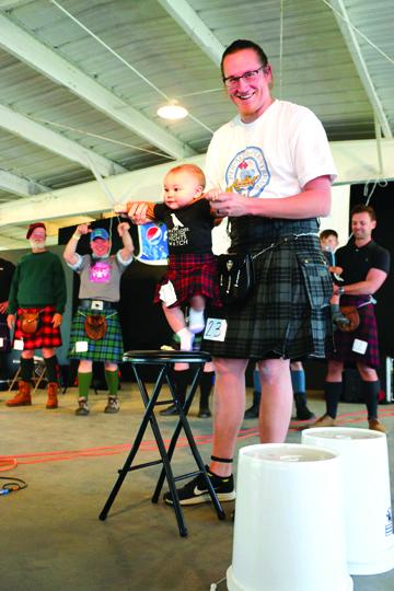 Highland Games celebrate Celtic heritage