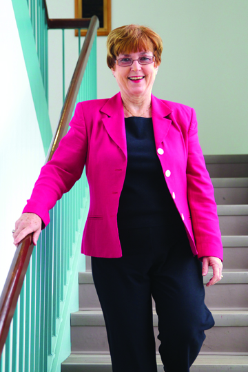 Bank Vice President Young retires