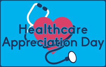 Healthcare Appreciation Day on May 21