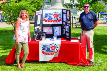 Job fair held on Square
