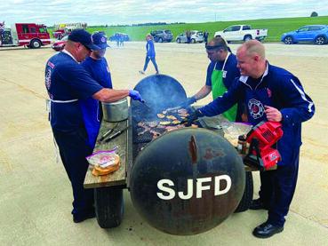 South Jacksonville Fire Department Fundraiser