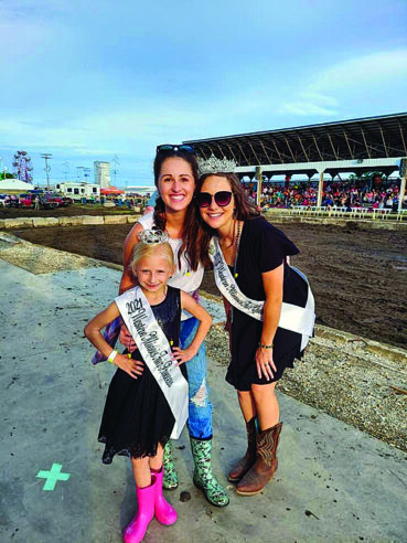 2021 royalty crowned at Western Illinois Fair