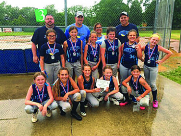 Midwest Adrenaline is 10 & Under Class B State Runner Up